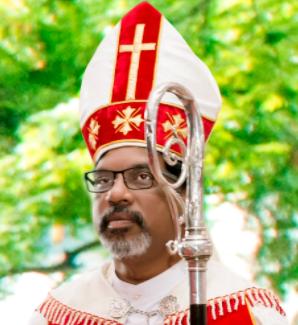 REV. DR. PRASANA KUMAR SAMUEL